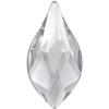Swarovski 2205 Flame Flat Back Crystal 10mm