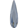 Swarovski 2304 Raindrop Hotfix Crystal Blue Shade 14x3.9mm