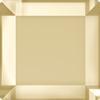 Swarovski 2402 Base Flat Back Crystal Golden Shadow 4mm
