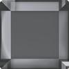 Swarovski 2402 Base Flat Back Crystal Silver Night 4mm