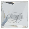 Swarovski 2420 Asymmetric Square Flat Back Crystal 25mm