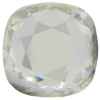 Swarovski 2470 Fancy Square Flat Back Crystal 14mm