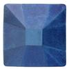 Swarovski 2483 Mosaic Squares 10mm Bermuda Blue V