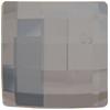 Swarovski 2493 Chessboard Flat Back Crystal Luster D 20mm