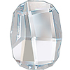 Swarovski 2585 Graphic Flat Back Crystal 10mm