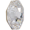 Swarovski 2611 Solaris Flat Back Crystal 10mm