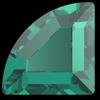 Swarovski 2715 Connector Hotfix Stones Emerald 3mm