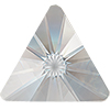 Swarovski 2716 Rivoli Triangle Flat Back Crystal 5mm