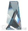 Swarovski 2770 Wing Flat Back Aquamarine 12x7mm