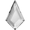 Swarovski 2771 Kite Flat Back Crystal 8.6x5.6mm