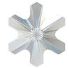 Swarovski 2826 Rivoli Snowflake Flat Back Crystal 5mm