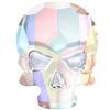 Swarovski 2856 Skull Flat Back Crystal AB 14x10.5mm
