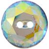 Swarovski 3014 Round Button Crystal AB 12mm