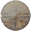 Swarovski 3015 Rivoli Button Crystal Golden Shadow 12mm