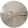 Swarovski 3015 Crystal Rivoli Buttons 12mm Golden Shadow