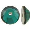 Swarovski 3128 Lochrosen Sew-on Emerald 3mm