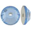 Swarovski 3128 Lochrosen Sew-on Light Sapphire 5mm
