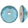 Swarovski 3128 Lochrosen Sew-on Light Turquoise 5mm