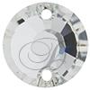 Swarovski 3204 Round Sew-on Crystal 8mm