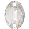 Swarovski 3210 Oval Sew-on Crystal 10x7mm