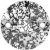 Swarovski 3220 Round Chessboard Sew-on Crystal Black Patina 10mm