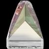 Swarovski 3296 Square Spike Sew-on Crystal AB 7mm
