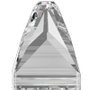 Swarovski 3296 Square Spike Sew-on Crystal 10mm