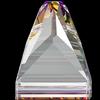 Swarovski 3296 Square Spike Sew-on Crystal Volcano 10mm