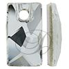 Swarovski 3500 Pendular Lochrose Sew-On Crystal 9x5.5mm