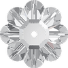 Dreamtime Crystal DC 3700 Margarita Sew-on Crystal (Foiled) 10mm