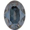 Swarovski 4120 Oval Fancy Stone Crystal Blue Shade 14x10mm