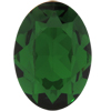 Swarovski 4120 Oval Fancy Stone Dark Moss Green 6x4mm