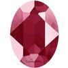 Swarovski 4120 Oval Fancy Stone Crystal Dark Red 14x10mm