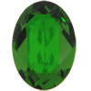 Swarovski 4120 Oval Fancy Stone Fern Green 6x4mm