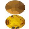 Swarovski 4120 Oval Fancy Stone Light Topaz 8x6mm