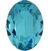 Swarovski 4120 Oval Fancy Stone Light Turquoise 18x13mm