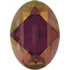Swarovski 4120 Oval Fancy Stone Crystal Lilac Shadow 6x4mm