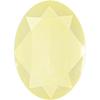 Swarovski 4120 Oval Fancy Stone Crystal Powder Yellow 6x4mm