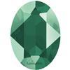 Swarovski 4120 Oval Fancy Stone Crystal Royal Green 18x13mm