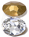 Swarovski 4120 Oval Fancy Stone Crystal 25x18mm