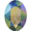Swarovski 4120 Oval Fancy Stone Crystal Paradise Shine 6x4mm