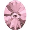 Swarovski 4122 Oval Rivoli Fancy Stone Crystal Antique Pink 18x13.5mm