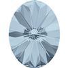 Swarovski 4122 Oval Rivoli Fancy Stone Crystal Blue Shade 18x13.5mm