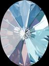 Swarovski 4122 Oval Rivoli Fancy Stone Crystal Ocean DeLite 8x6mm