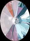 Swarovski 4122 Oval Rivoli Fancy Stone Crystal Lavender DeLite 8x6mm
