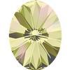 Swarovski 4122 Oval Rivoli Fancy Stone Crystal Luminous Green 18x13.5mm