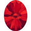 Swarovski 4122 Oval Rivoli Fancy Stone Light Siam 14x10.5mm