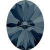Swarovski 4122 Oval Rivoli Fancy Stone Graphite 18x13.5mm