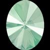 Swarovski 4122 Oval Rivoli Fancy Stone Crystal Mint Green 14x10.5mm