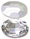 Swarovski 4127 Large Oval Fancy Stone Crystal 39x28mm